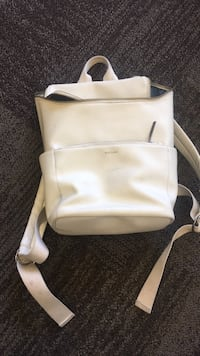Cream Mat and Nat Brave backpack