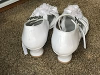 Flower girl shoes-size 13- good condition  Santa Rosa, 95409