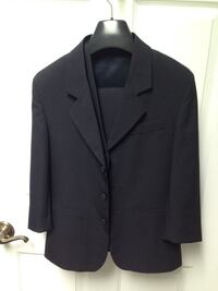 Boys Size 10-3 piece suit and size 12 Christian Dior dress shirt Toronto, M8Z 3Z7