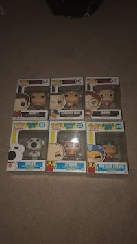 funko pops (can have individually or all) Burlington, L7R 1Y3
