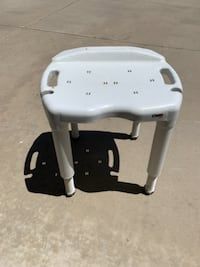 Adjustable shower stool SANDIEGO