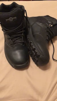 Interceptor work boot sz 8 Pooler, 31322