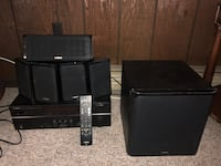 4K Yamaha 5.1 Surround Sound System $350 OBO Hudson, 54016