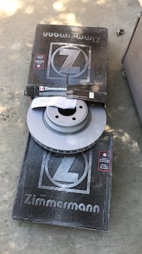 2 bmw. 325 brake rotors brand new  Lancaster, 93535