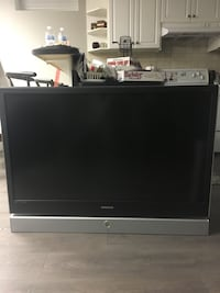 black Philips flat screen TV Vaughan, L4H 0X3