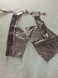 Men's chaps- leather - 5x Hagerstown, 21740