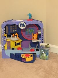 Monsters University Scare Floor Playset Vienna, 22180