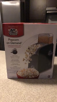 Popcorn on demand