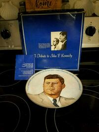 Norman Rockwell Limited Edition Plate Jacksonville, 32217