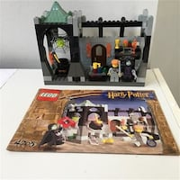 Lego Harry Potter Snape's Class #4705