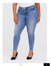 Jeans size 18 by Torrid