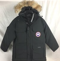 NEW Canada Goose EXPEDITION PARKA 4565M
