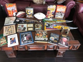 Assorted Pittsburgh Sports Collections