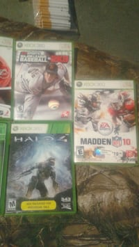 Xbox 360 games  Cambridge, N3C 3B9
