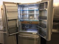 KitchenAid Fridge  549 km