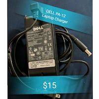 Genuine DELL PA-12 laptop Charger Toronto, M4J 2A1