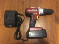 Chicago Electric 18 Volt Cordless Drill/Driver BRAND NEW