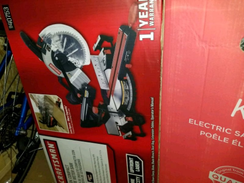 "New Sears 10"" mitre saw SM2509RC 78b70d2d-f42b-4d53-a355-e4a7d73f2fe7"
