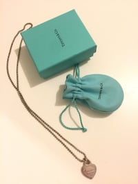 Tiffany necklace and earring set  VANCOUVER