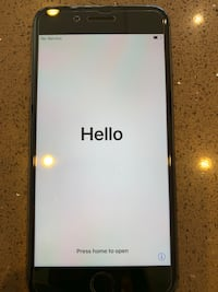 iPhone 8 Plus 64gb space gray. Comes with all original unused accessories.  Vancouver, V5X