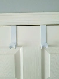 Hangers for back of door (2x) Northport, 11768