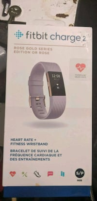 Fitbit charger2  ROSEgold special edition  Winnipeg, R2H 0M4