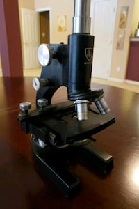 'American Optical' (Spencer) Microscope (Appraised)