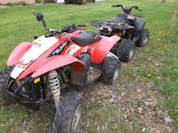 ATVs for sale - not running/for parts