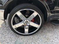 "26"" dub ballers chrome wheels and tires including wheel sensors. 6x135 Baltimore, 21215"