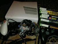 360 ,4 controllers,  and games St. Louis, 63116