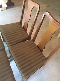 Dining set matching chairs (no table)