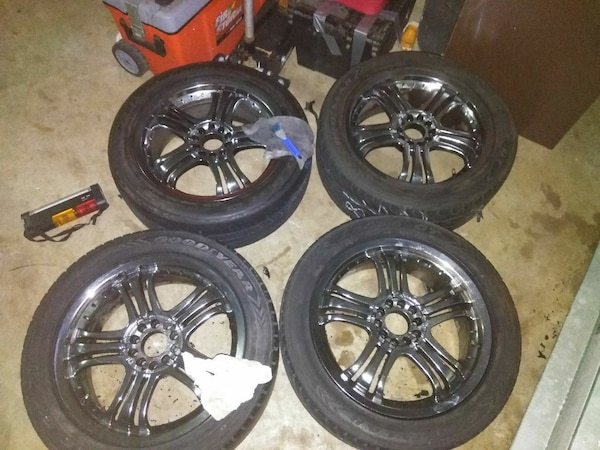 18in american racing rims
