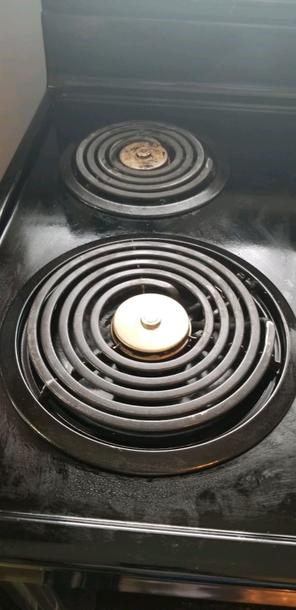 "Frigidaire 30"" Stainless Steel Electric coil Burner range Stove.  6"