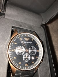 Emporio Armani watch  Chilliwack, V2R 2Z8