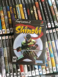 Shinobi for PS2  Vaughan, L4L