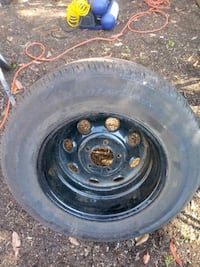 Tire and Rim