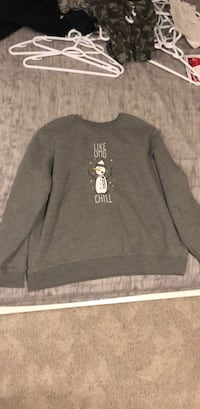 like omg chill sweatshirt Calgary, T2Y 2N1