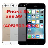 iPhone 5 (unlocked) Xoom Wireless Oklahoma City
