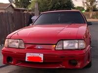 1991 Ford Mustang Modesto