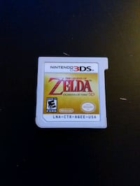 The legend of zelda ocarina of time 3D  Calgary, T2K 1H7