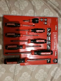Craftsman screwdrivers brand new in packaging Mississauga, L5M 4V4