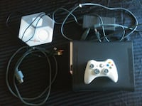 Xbox 360 Game Console with Controller, Disney Infinity Pad and Plugins LAKEELSINORE