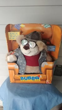 brown and white bear plush toy Loganville, 30052