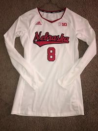 2019 Nebraska Volleyball Jersey (can get signed) Lincoln, 68521