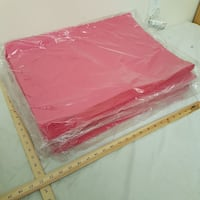 250 sheets pink tissue paper