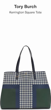 Tory Burch Milano Square Tote Bag - Authentic*Giftable*