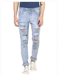 women's blue denim jeans Mumbai, 400078