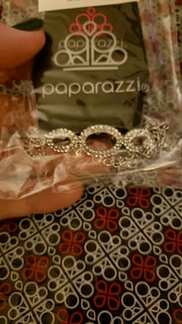 Diamond braclet. Shines so beautifully. West Bloomfield Township, 48324