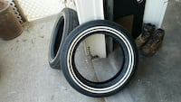 HD tires .for. EG very low  miles  Keystone, 52249