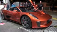 Jaguar CX75 Washington